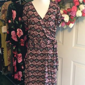 Large wrap like dress, perfect for spring / summer